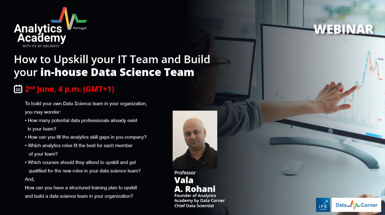 Analytics Academy Webinar